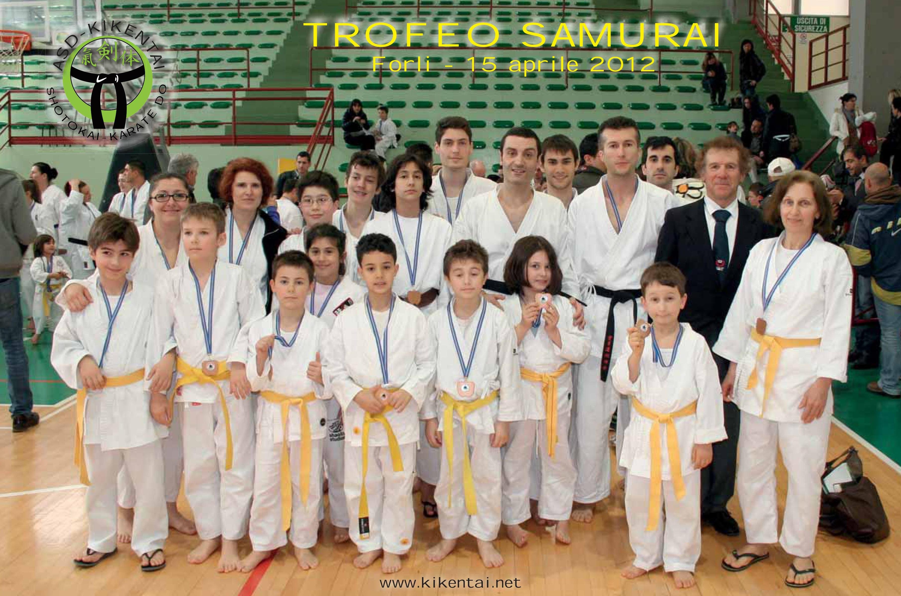 samurai 2012